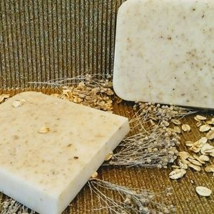 Other - Natural Oatmeal Bar Soap